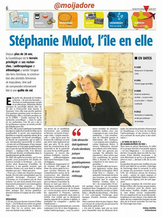 Stephanie Mulot
