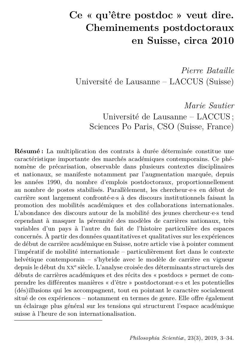 Marie Sautier