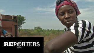 Centrafrique, le convoi de l'espoir - #Reporters