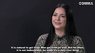 The activist woman, changing the paradigm about normality - interview with Simona Voicescu